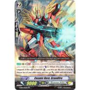 Cosmic Hero, Grandfire Thumb Nail