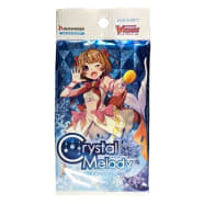 Cardfight!! Vanguard - Crystal Melody Extra Booster Pack Thumb Nail