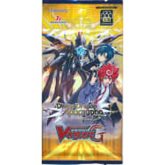 Cardfight!! Vanguard G - Divine Dragon Apocrypha Booster Pack Thumb Nail