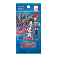 Cardfight!! Vanguard G - Divine Dragon Caper Booster Pack Thumb Nail