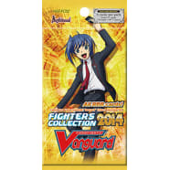 Cardfight!! Vanguard - Fighters Collection 2014 Booster Pack Thumb Nail