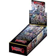 Cardfight!! Vanguard - Fighters Collection 2015 Winter Booster Box Thumb Nail