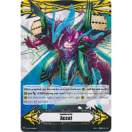 Accel Gift Marker - Blue Storm Dragon, Maelstrom Thumb Nail