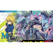 Cardfight!! Vanguard - My Glorious Justice Extra Booster Box Thumb Nail