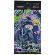 Cardfight!! Vanguard - My Glorious Justice Extra Booster Pack Thumb Nail