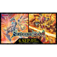 Cardfight!! Vanguard - Silverdust Blaze Booster Box Thumb Nail