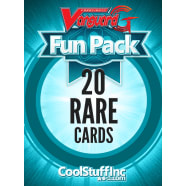 20 Cardfight! Vanguard rares Thumb Nail