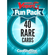 40 Cardfight! Vanguard rares Thumb Nail