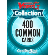 400 Cardfight! Vanguard cards Thumb Nail