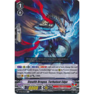 Stealth Dragon, Turbulent Edge Thumb Nail