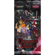 Cardfight!! Vanguard - Team Dragon's Vanity Extra Booster Pack Thumb Nail
