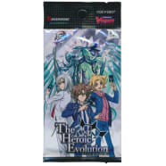 Cardfight!! Vanguard - The Heroic Evolution Extra Booster Pack Thumb Nail