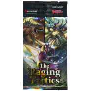 Cardfight!! Vanguard - The Raging Tactics Extra Booster Pack Thumb Nail