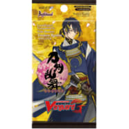 Cardfight!! Vanguard G - Touken Ranbu -Online- Title Booster Pack Thumb Nail