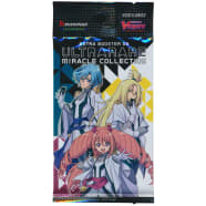 Cardfight!! Vanguard - Ultrarare Miracle Extra Booster Pack Thumb Nail