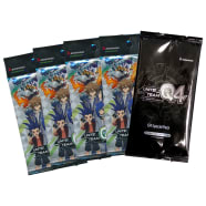 Cardfight!! Vanguard - Unite! Team Q4 V - 4 Booster Packs + Special Pack Thumb Nail