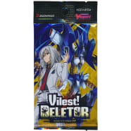 Cardfight!! Vanguard - Vilest Deletor Booster Pack Thumb Nail