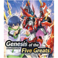 Cardfight!! Vanguard - overDress: Genesis of the Five Greats Booster Box Thumb Nail