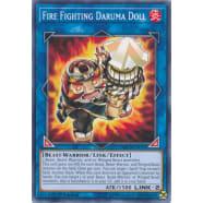 Fire Fighting Daruma Doll Thumb Nail