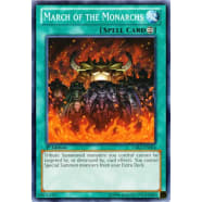 March of the Monarchs Thumb Nail