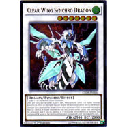Clear Wing Synchro Dragon (Ultimate Rare) Thumb Nail