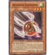 Adhesive Explosive Thumb Nail
