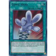 Comic Hand (Blue) Thumb Nail
