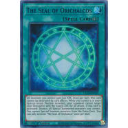 The Seal of Orichalcos (Blue) Thumb Nail