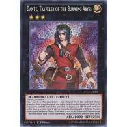 Dante, Traveler of the Burning Abyss Thumb Nail
