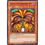 Exodia the Forbidden One (Red) Thumb Nail