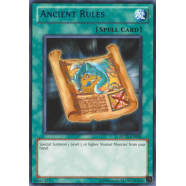 Ancient Rules (Blue) Thumb Nail