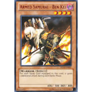 Armed Samurai - Ben Kei (Red) Thumb Nail
