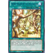 Secret Village of the Spellcasters (Blue) Thumb Nail