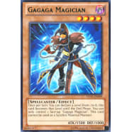 Gagaga Magician (Green) Thumb Nail
