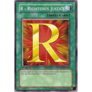 R - Righteous Justice Thumb Nail