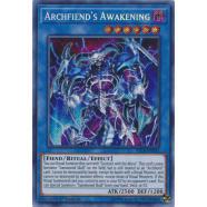 Archfiend's Awakening Thumb Nail