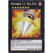 Number 11: Big Eye Thumb Nail