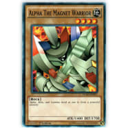 Alpha The Magnet Warrior Thumb Nail