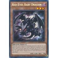 Red-Eyes Baby Dragon Thumb Nail