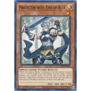 Protector with Eyes of Blue Thumb Nail