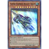 Super Express Bullet Train (Green) Thumb Nail