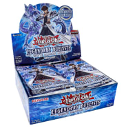 Legendary Duelists: White Dragon Abyss Booster Box Thumb Nail