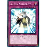 Solemn Authority Thumb Nail