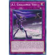 A.I. Challenge You Thumb Nail