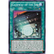 Gateway of the Six Thumb Nail