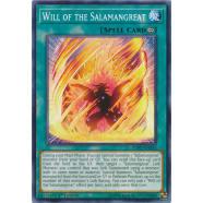 Will of the Salamangreat Thumb Nail