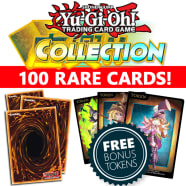 CoolStuffInc.com Rare YuGiOh Collection - 100 Rares! Thumb Nail