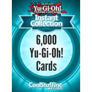 6,000 Yu-Gi-Oh! Cards Thumb Nail