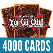 4000 Yu-Gi-Oh! Cards Thumb Nail