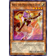 Aria the Melodious Diva (Shatterfoil Rare) Thumb Nail